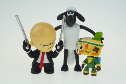 Custom Vinyl Figures & 3D Keyrings – Process, Leadtime & FAQs