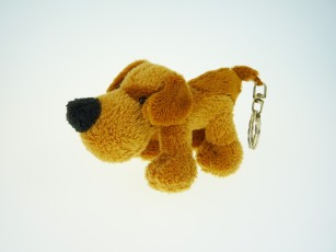 Custom Soft Toy Keyrings