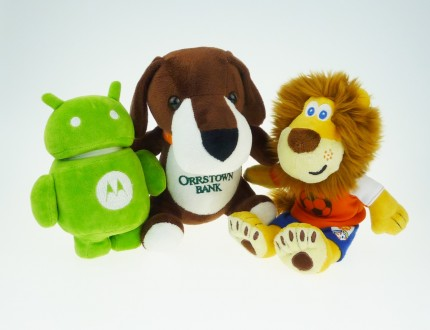 Custom Soft Toy Mascots